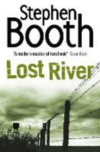 Lost River - Stephen Booth - cover