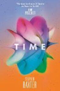 Foto Cover di Time, Ebook inglese di Stephen Baxter, edito da HarperCollins Publishers