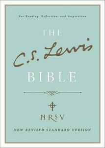 C. S. Lewis Bible: New Revised Standard Version (NRSV) - cover