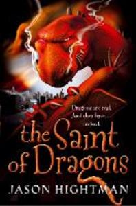 Ebook in inglese Saint of Dragons Hightman, Jason