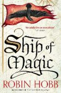 Ebook in inglese Ship of Magic (The Liveship Traders, Book 1) Hobb, Robin