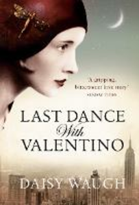 Ebook in inglese Last Dance with Valentino Waugh, Daisy