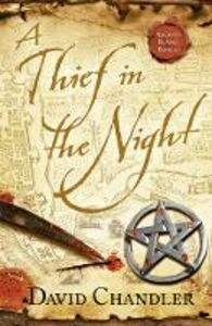 Ebook in inglese Thief in the Night (Ancient Blades Trilogy, Book 2) Chandler, David