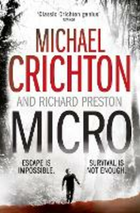Ebook in inglese Micro Crichton, Michael , Preston, Richard