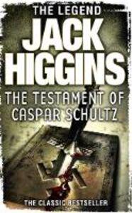 Ebook in inglese Testament of Caspar Schultz Higgins, Jack