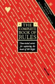 Complete Book of Rules