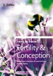 Ebook in inglese Fertility and Conception (Collins Need to Know?) Greer, Professor Ian