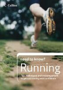 Ebook in inglese Running (Collins Need to Know?) Hamlett, Alison