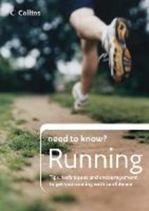Ebook in inglese Running (Collins Need to Know?) Hamlett, Alison
