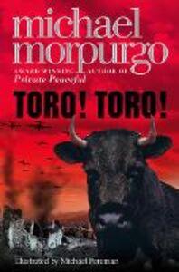 Ebook in inglese Toro! Toro! Morpurgo, Michael