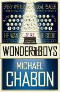 Foto Cover di Wonder Boys, Ebook inglese di Michael Chabon, edito da HarperCollins Publishers
