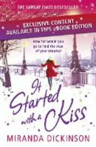 Foto Cover di It Started With A Kiss, Ebook inglese di Miranda Dickinson, edito da HarperCollins Publishers