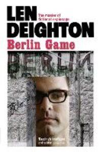 Ebook in inglese Berlin Game Deighton, Len