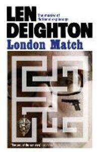 Ebook in inglese London Match Deighton, Len
