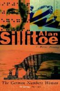 Ebook in inglese German Numbers Woman Sillitoe, Alan