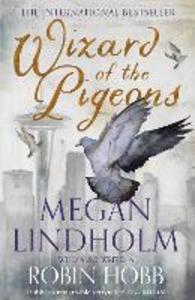 Ebook in inglese Wizard of the Pigeons Lindholm, Megan