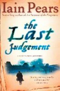 Ebook in inglese Last Judgement Pears, Iain