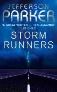 Ebook in inglese Storm Runners Parker, Jefferson