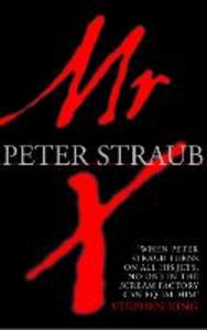 Ebook in inglese Mr. X Straub, Peter