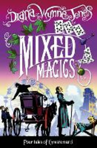 Ebook in inglese Mixed Magics Jones, Diana Wynne