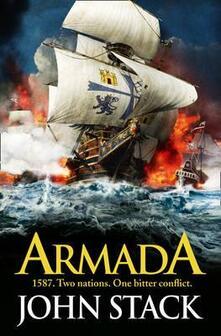 Armada - John Stack - cover