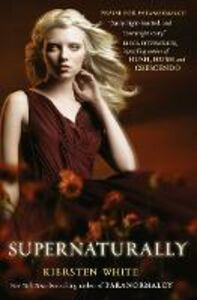 Ebook in inglese Supernaturally (Paranormalcy, Book 2) White, Kiersten