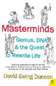 Ebook in inglese Masterminds: Genius, DNA, and the Quest to Rewrite Life David Ewing Duncan