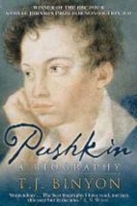Foto Cover di Pushkin (Text Only), Ebook inglese di T. J. Binyon, edito da HarperCollins Publishers