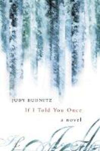 Foto Cover di If I Told You Once, Ebook inglese di Judy Budnitz, edito da HarperCollins Publishers