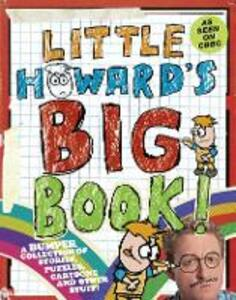 Little Howard's Big Book - Howard Read,Chris Chantler - cover
