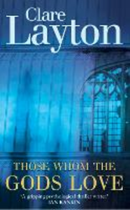 Ebook in inglese Those Whom the Gods Love Layton, Clare