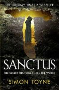 Sanctus - Simon Toyne - cover