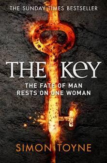 The Key - Simon Toyne - cover