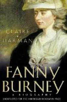 Fanny Burney: A biography (Text Only)