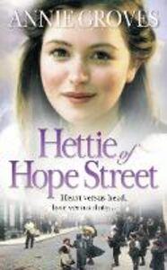 Foto Cover di Hettie of Hope Street, Ebook inglese di Annie Groves, edito da HarperCollins Publishers