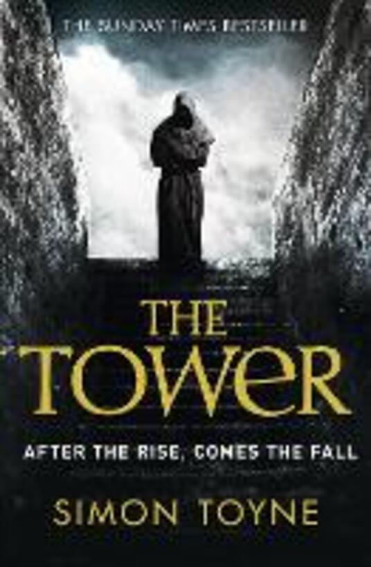 The Tower - Simon Toyne - cover