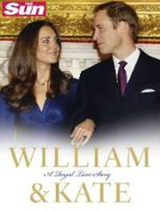 William and Kate: A Royal Love Story - The Sun - cover