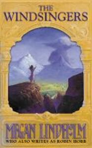 Ebook in inglese Windsingers (The Ki and Vandien Quartet, Book 2) Lindholm, Megan