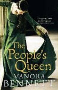 Ebook in inglese People's Queen Bennett, Vanora