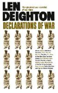 Ebook in inglese Declarations of War Deighton, Len
