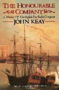 Foto Cover di Honourable Company, Ebook inglese di John Keay, edito da HarperCollins Publishers