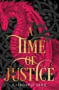 Ebook in inglese Time of Justice Kerr, Katharine