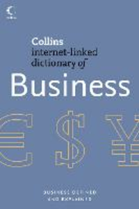 Ebook in inglese Business (Collins Internet-Linked Dictionary of) -, -
