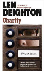 Charity - Len Deighton - cover