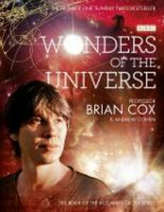 Wonders of the Universe - Brian Cox - cover