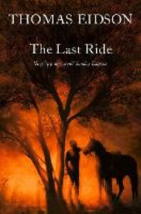 Ebook in inglese Last Ride Eidson, Thomas