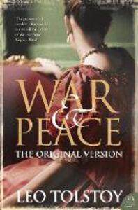 Foto Cover di War and Peace: Original Version, Ebook inglese di Leo Tolstoy, edito da HarperCollins Publishers