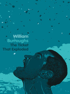 Ebook in inglese The Ticket That Exploded Burroughs, William
