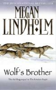 Ebook in inglese Wolf's Brother Lindholm, Megan