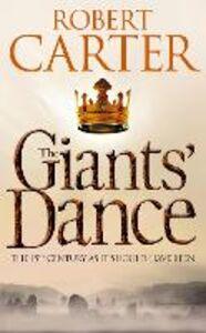 Ebook in inglese Giants' Dance Carter, Robert